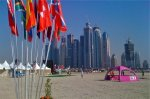 Dubai viđen očima padobranca